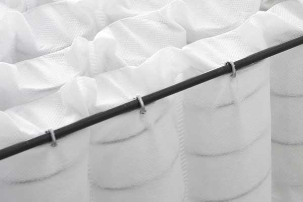 日本ベッドマットレスの4つのポイント フレックスアセンブリ